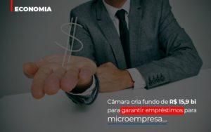 Camara Cria Fundo De Rs 15 9 Bi Para Garantir Emprestimos Para Microempresa Notícias E Artigos Contábeis - HF Franco