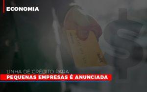 Linha De Credito Para Pequenas Para Pequenas Empresas E Anunciada Notícias E Artigos Contábeis - HF Franco