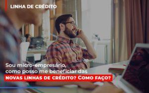 Sou Micro Empresario Com Posso Me Beneficiar Das Novas Linas De Credito Notícias E Artigos Contábeis - HF Franco