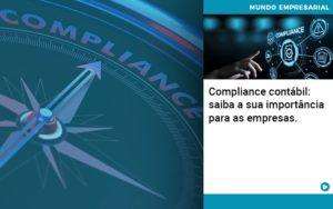 Compliance Contabil Saiba A Sua Importancia Para As Empresas - HF Franco