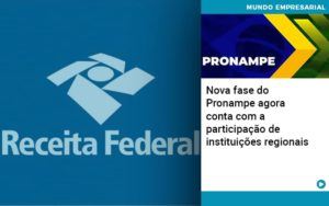 Nova Fase Do Pronampe Agora Conta Com A Participacao De Instituicoes Regionais - HF Franco