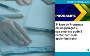 3 Fase Do Pronampe Em Negociacao E Sua Empresa Podera Contar Com Mais Apoio Financeiro - HF Franco