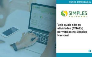 Veja Quais São As Atividades (cnaes) Permitidas No Simples Nacional Abrir Empresa Simples - HF Franco